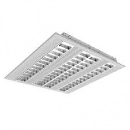 Recessed light fitting (solution)